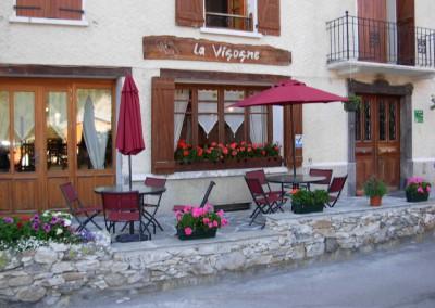 terrasse Vigogne