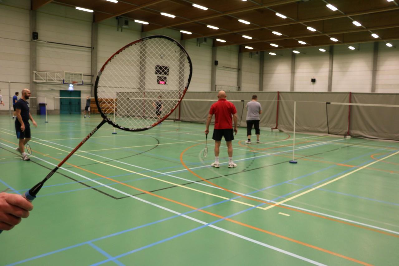 Badminton Espace Sport